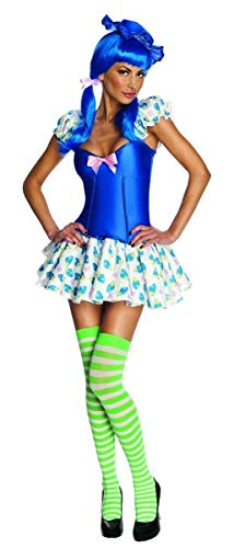 Blueberry Muffin Adult Costume - Blueberry Muffin Costume - X-Small - Dress Size 2-6