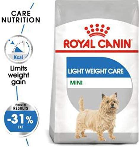 ROYAL CANIN Mini Light Weight Care – 3kg – Dogs Corner