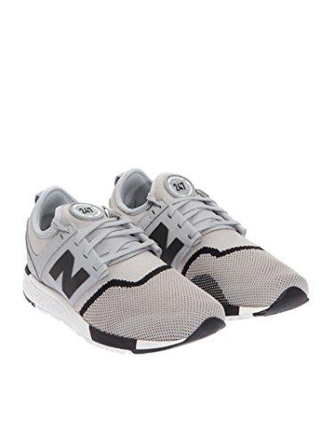 Herren Balance New Stoff Grau Sneakers MRL247SI aw144qOn