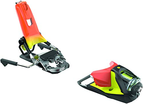 Look Pivot 14 AW Ski Bindings Sz 95mm Yellow Orange