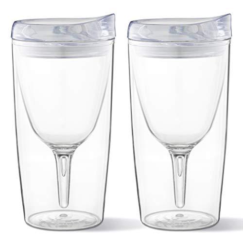 Compare Price To Vino2go Wine Glass Tragerlaw Biz