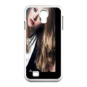 Celebrities Amanda Seyfried Samsung Galaxy S4 9500 Cell Phone Case White phone component RT_235318
