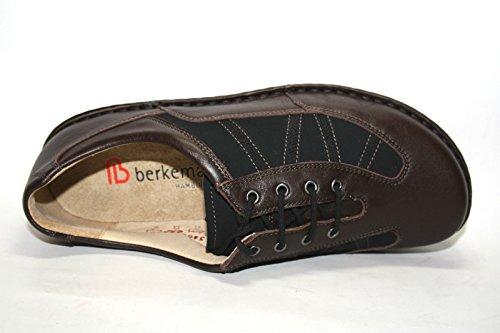 Basses Femmes Jamina Berkemann Veau Marron 450 Café Nubuck Pour Cuir De Chaussures 03481 BXtRdnRT