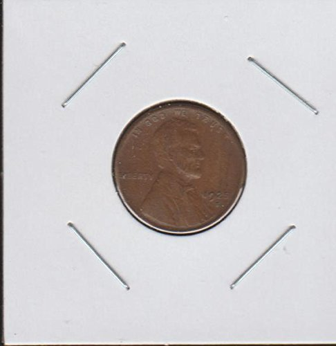 1925 S Lincoln Wheat (1909-1958) Penny Choice Extremely Fine