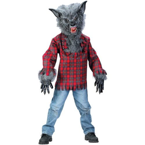 Child Werewolf Costume - Werewolf Head Costumes