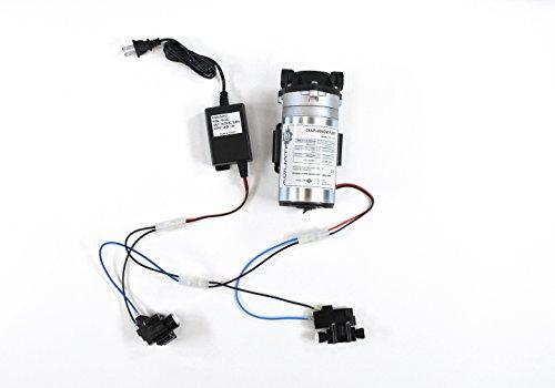 Gpd Reverse Osmosis 50 (Reverse Osmosis 50-75 GPD Booster Pump)