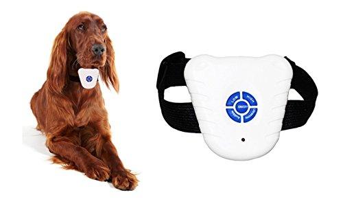 Deluxe Anti Bark Collar - Deluxe Dog Kennel Anti Bark Dog Training Collar