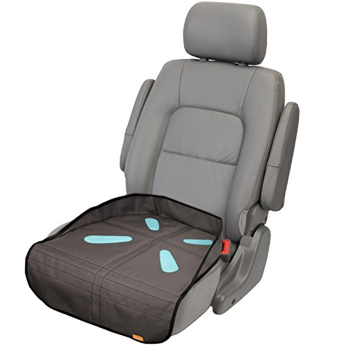 Brica Booster Seat Guardian Auto Seat Protector (Brown)