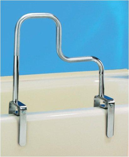 Tri-Grip bathtub Rail