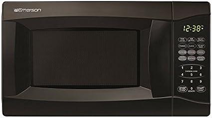 Amazon.com: Emerson 0.7 CU. FT. 700 W, control táctil, horno ...