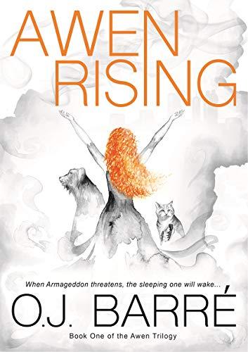 Awen Rising by O. J. Barré ebook deal