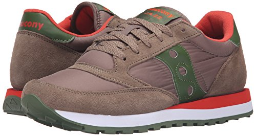 green Original Jazz Light Zapatillas Saucony Brown qXp1R8qwx