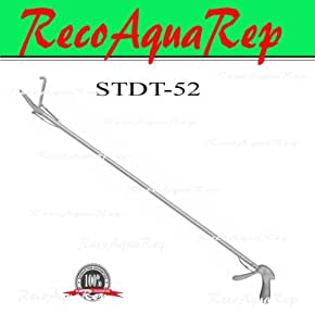 RecoAquaRep Best Quality Extra Heavy Duty Snake Tong 52