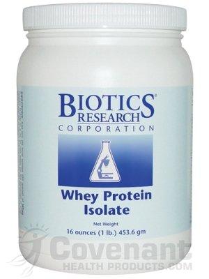Biotics Research - Whey Protein Isolat 16 oz