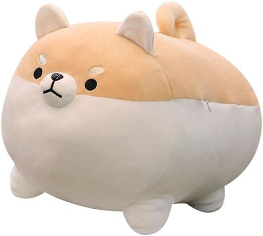 Cute Shiba Inu Dog Soft Plush Pillow Cushion Animal Pet Doll Toy Kid Baby Gift