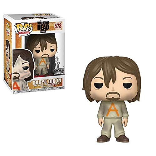 Funko Pop! Televison The Walking Dead Daryl Dixon #578 (Prison Suit)