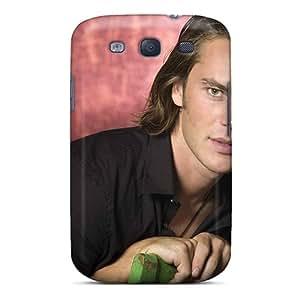 New Arrival Taylor Kitsch Celebrities Hd S Riy11374rhNr Case Cover/ S3 Galaxy Case