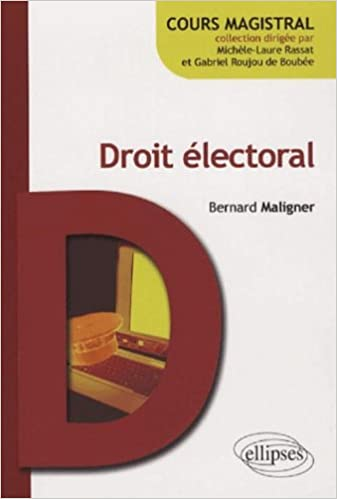 Livres gratuits en ligne Droit électoral pdf epub