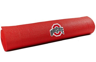 Cirrus Fitness The Ohio State University Embroidered Yoga Mat