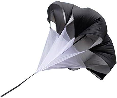 """AGPTEK 56"""" Zoll-Speed Training Widerstandskraft Fallschirm Chute (56"""" Diameter)"""