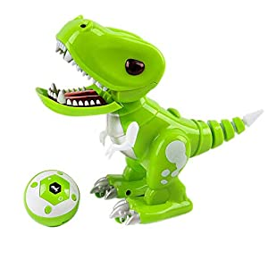 SOWOFA Kids' Play 3 In 1 Dinosaur Prehistoric Creature Animals Robots Electronic Pets Educational Dinosaur Toys Remote…