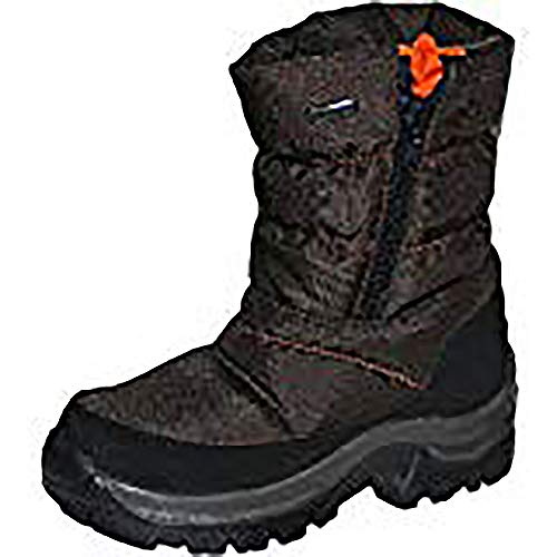 Marron Polartex 29 Marron Marron Bottes manutu imperméable vEwqEBH