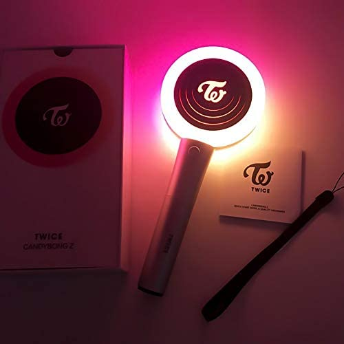 HomMall Kpop Got7 Light Stick Ver.2 Led Lamp Stick Concert Lamp Lightstick Fluorescent Stick for Fans