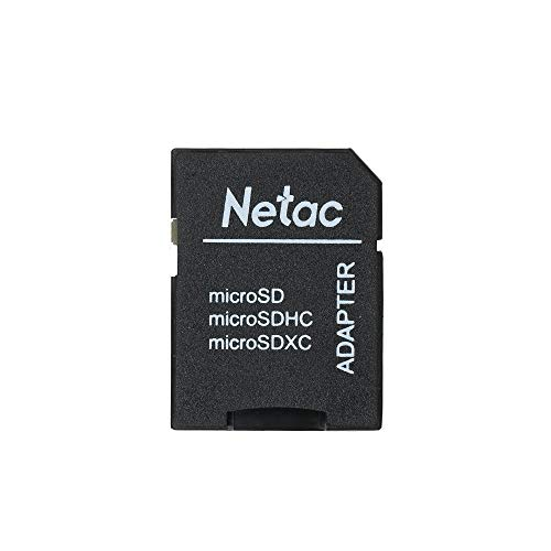(Festnight Netac P100 TF to SD Memory Card Adapter Micro SD TransFlash TF Card Convert into SD Card)