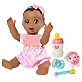 Luvabella - Dark Brown Hair - Responsive Baby Doll with Realistic...