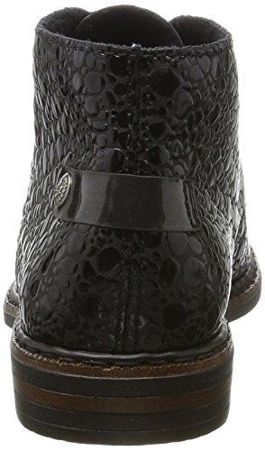 Granit Rieker 50630 Gris para Anthrazit Mujer Botas 8HPwqpX