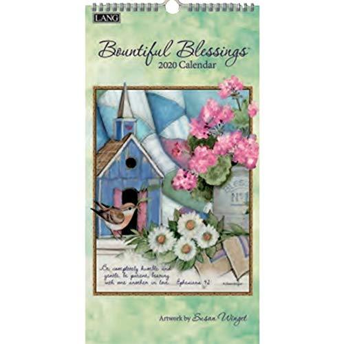 Bountiful Blessings 2020 Calendar