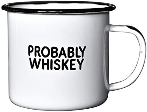 PROBABLY WHISKEY Whiskey Practical Campfire product image