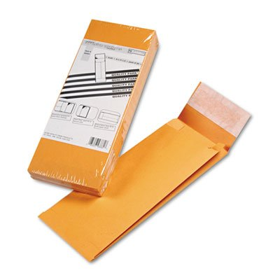 Redi-Strip Kraft Expansion Envelope, Side Seam, 5 x 11 x 2, Brown, 25/Pack, Sold as 25 (Redi Strip Kraft Expansion Envelopes)