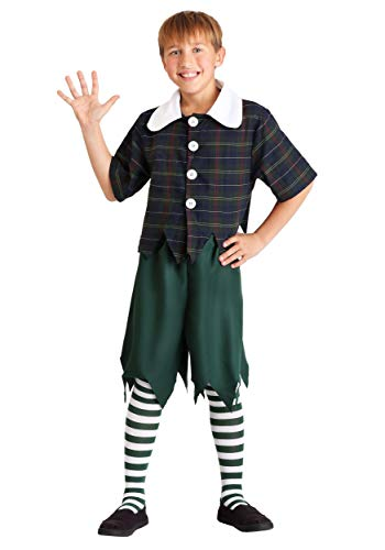Child Munchkin Costume Large Green]()