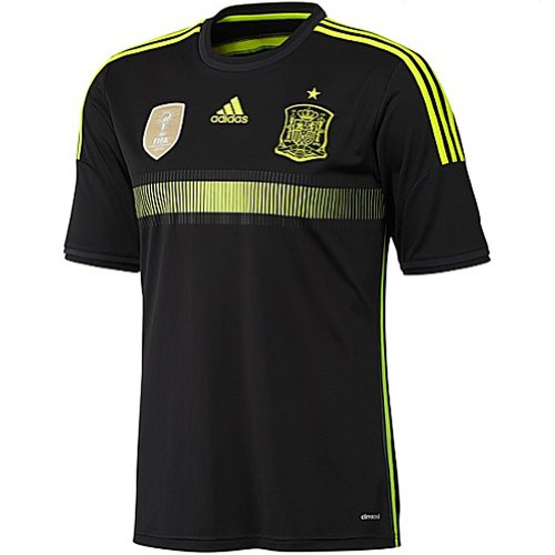Adidas Spain AWAY Jersey [Yellow] (L)