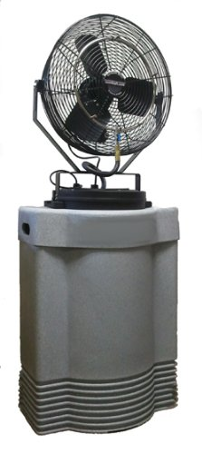 High Pressure Misting Fan by Advanced Systems