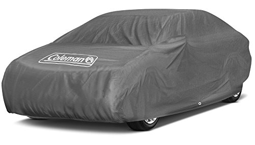 Coleman Premium Superior Car Cover - Indoor Cover Dustproof/Scratch Resistant/Protection for Vehicles up to 210'' Inches by Coleman