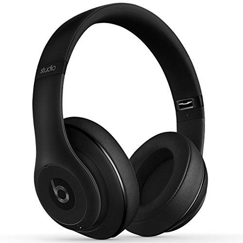 Beats Studio2 Wireless Over-Ear Headphones (Matte Black) by Beats