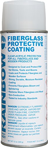 Fiberglass Protective Coating- Protects ladders and Other Wooden and  Fiberglass Assemblies Against Decaying, Cracking, Chipping, Fading, and  flaking