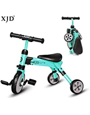 Activity & Gear Realistic 1pc Kids Walker Cartoon No Foot Pedal Lightweight Four Wheel Driving Bike Balance Bikes Scooter For Baby Toddlers Children Pure White And Translucent Walkers