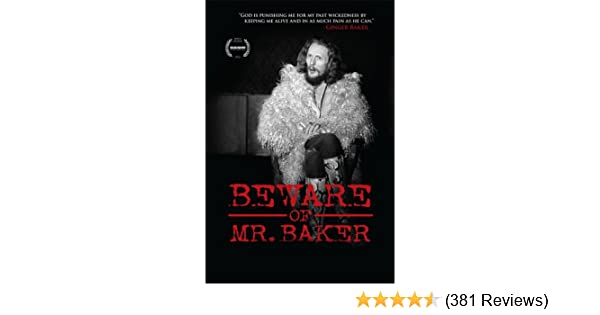 watch beware of mr baker online free