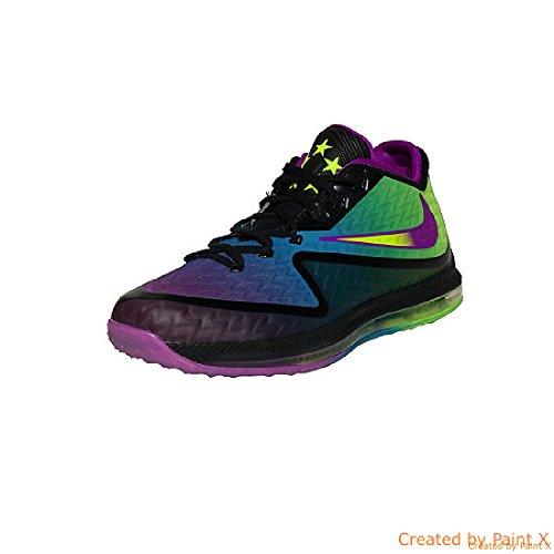 Nike General Men's 2 Purple Basketball Field Shoes 446r8Wq