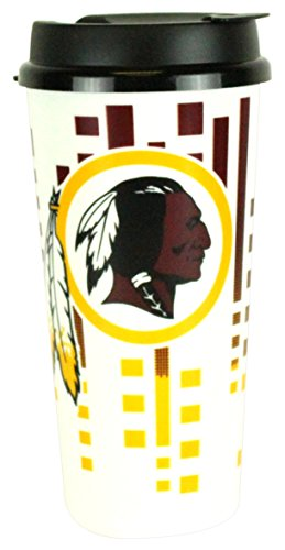 The Memory Company NFL Washington Redskins Hype Travel Cup, 32-Ounce