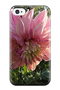 THYde Excellent ipod Touch4 Case Tpu Cover Back Skin Protector Flower ending