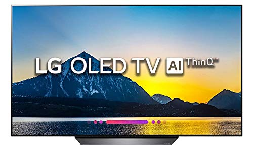 LG 4K UHD OLED Smart TV OLED65B8PTA