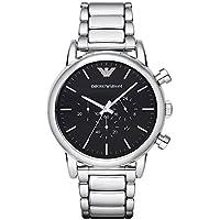 Emporio Armani Men's AR1894 Dress Silver Watch