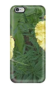 Forever Collectibles Yellow Flowers Hard Snap-on Iphone 6 Plus Case