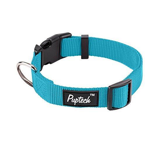 Nylon Dog Puppy Collar - 1