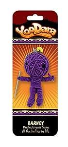 Dimension 9 Barney YooDara Good Luck Charm Toy