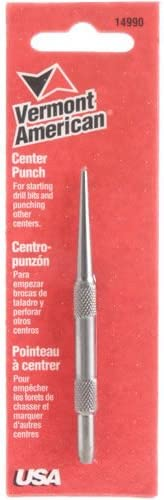 Vermont American 14990 Center Punch